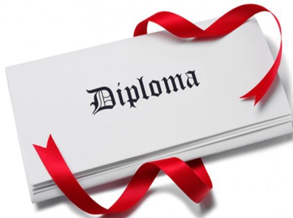 Mezun öğrencilerimizin diplomaları hazırdır